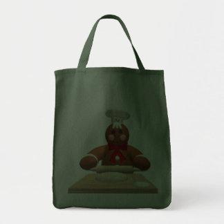 Gingerbread Family: Little Baker Tote Bags