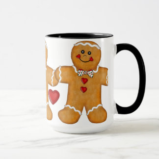 Gingerbread Fun - Man Mug