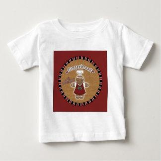 Gingerbread Girl Baby T-Shirt