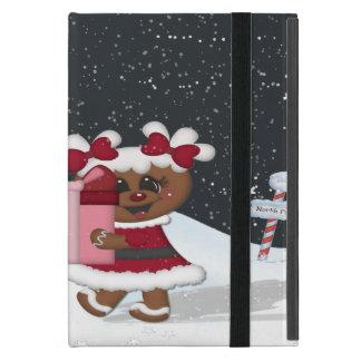 Gingerbread Girl Cover For iPad Mini
