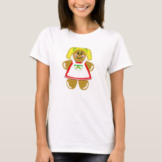 Gingerbread Girl - Youth Tee