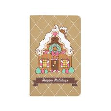 Gingerbread Grocery Shopping List Journal
