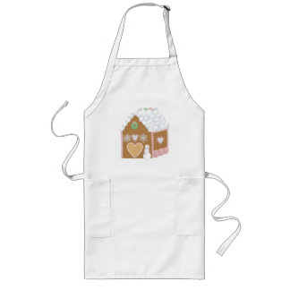 Gingerbread House Apron