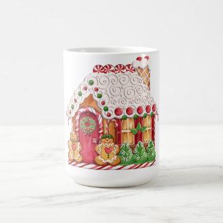 Gingerbread House Gingerbread Man Gingerbread Lady Mug