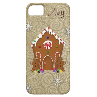 Gingerbread House iPhone 5 Case