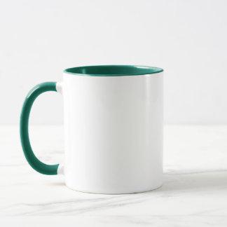 Gingerbread House Porcelain Mug