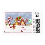 Gingerbread House Stamps