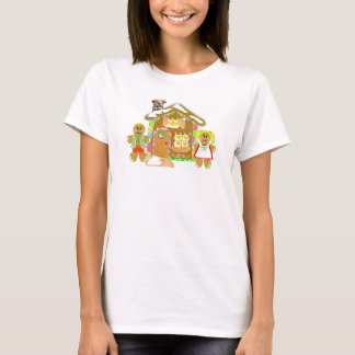 Gingerbread House - Womens & Youth Tee