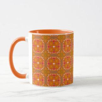 Gingerbread Houses, Cookies, Apple Cider Abstract Mug