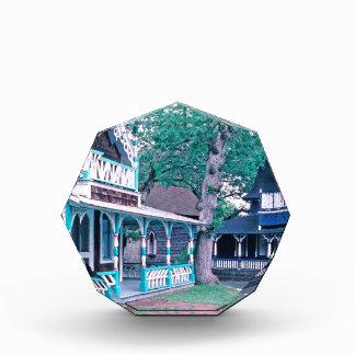 Gingerbread Houses Tom Wurl Acrylic Award