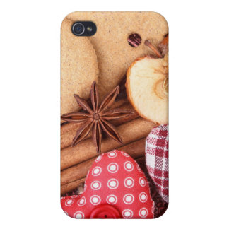 Gingerbread Case For iPhone 4