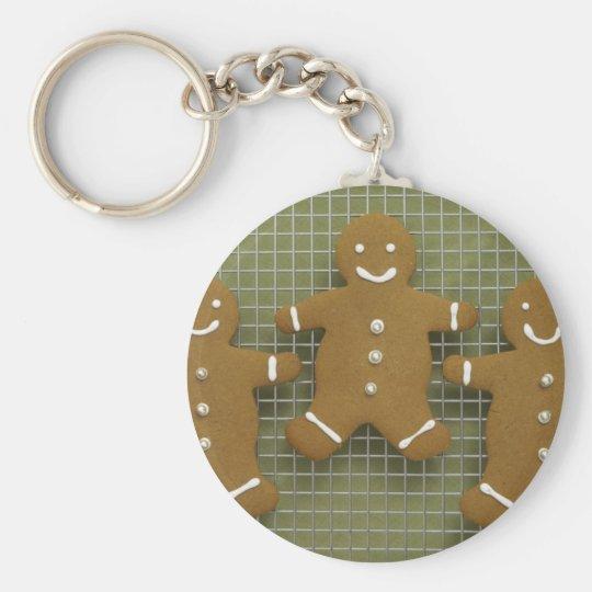 Gingerbread Keychain
