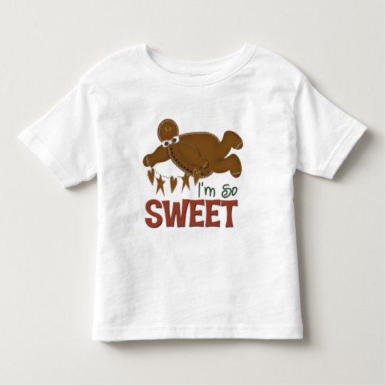 Gingerbread Kids Christmas Gift Toddler T-shirt