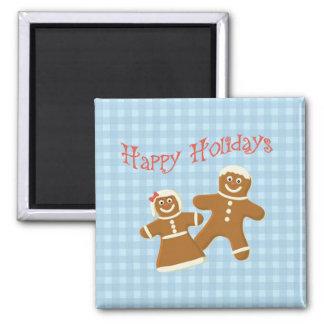 Gingerbread Kitchen Magnet