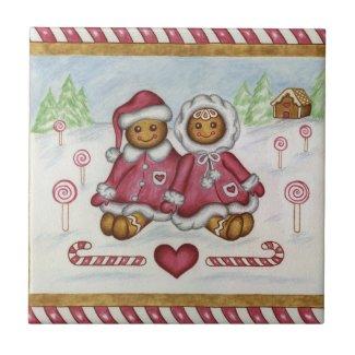 Gingerbread Kitchen Trivet