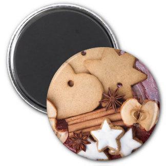 Gingerbread Fridge Magnets