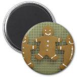 Gingerbread Magnet