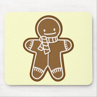 Gingerbread man Bag Mouse Pad