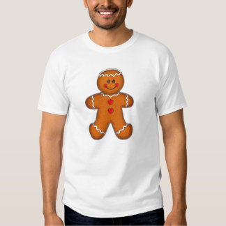 GINGERBREAD MAN by SHARON SHARPE Shirt