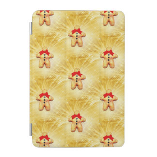 Gingerbread Man Celebration iPad Mini Cover