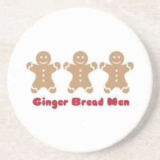 Gingerbread Man Coaster