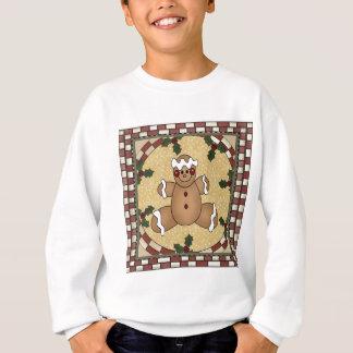 Gingerbread Man Cookie Sweatshirt