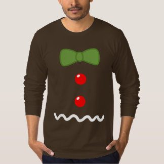Gingerbread Man Costume T-Shirt