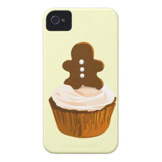 Gingerbread man cupcake Blackberry Bold case