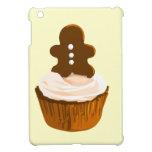 Gingerbread man cupcake ipad mini iPad mini case