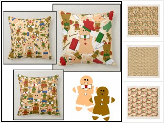 Gingerbread-man Designs Collection