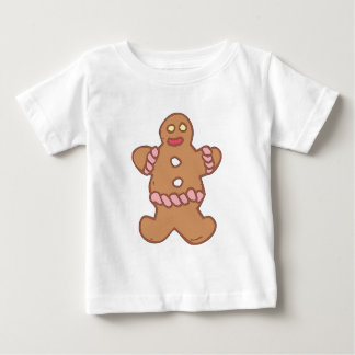 Gingerbread man going hereditary READ one Baby T-Shirt