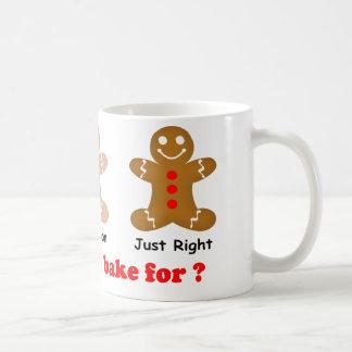Gingerbread Man How long to bake for Coffee Mug