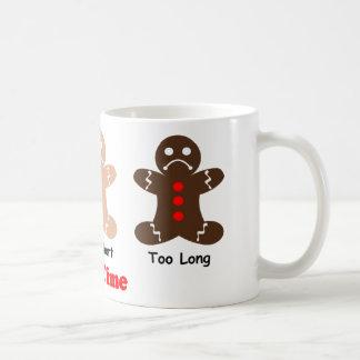 Gingerbread Man How long to bake for Mug