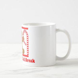 Gingerbread Man Jail Break Mugs