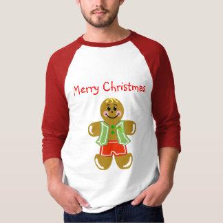 Gingerbread Man Jersey Tee