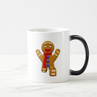 Gingerbread Man - Perfect Landing Magic Mug
