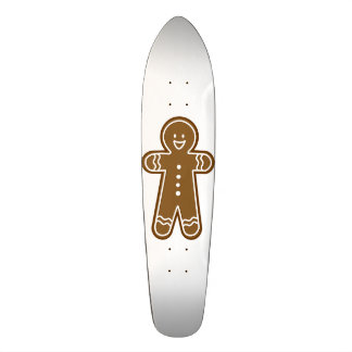 Gingerbread man Skateboard