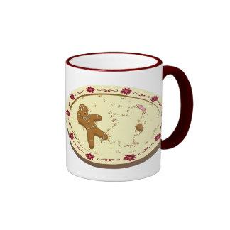 Gingerbread Man Survives! Mug