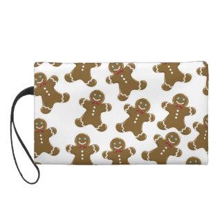 Gingerbread Man Wristlet