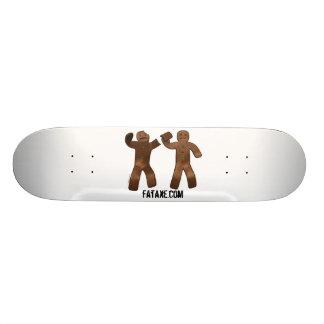 Gingerbread Maniac Skateboard