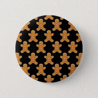 Gingerbread Men Button
