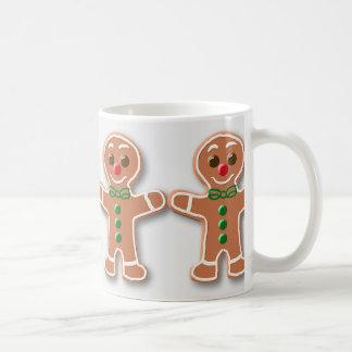 Gingerbread Men Coffee Mug