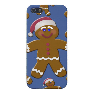 Gingerbread Men iPhone 5 Covers