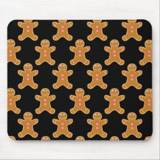 Gingerbread Men Mouse Pad