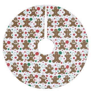 Gingerbread Men - Tree Skirt
