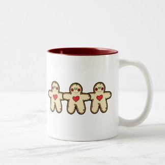 Gingerbread Mugs