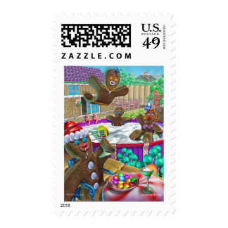 gingerbread_party stamps