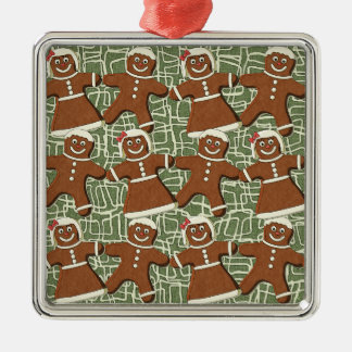 GINGERBREAD PEOPLE Ornament