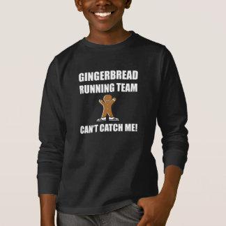 Gingerbread Running Team T-Shirt