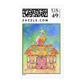Gingerbread SeaCasa Stamps